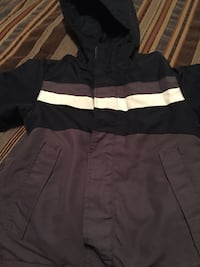 Navy and gray Gap jacket with fleece lining Winchester, 22601