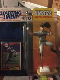Starting Lineup 1998 edition action figure