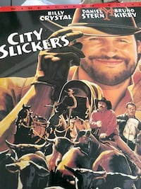 City slickers 1 and 2.....