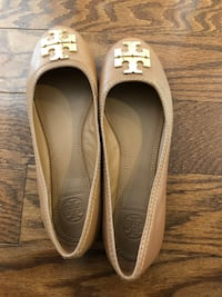 Tory Burch leather flats - 7.5