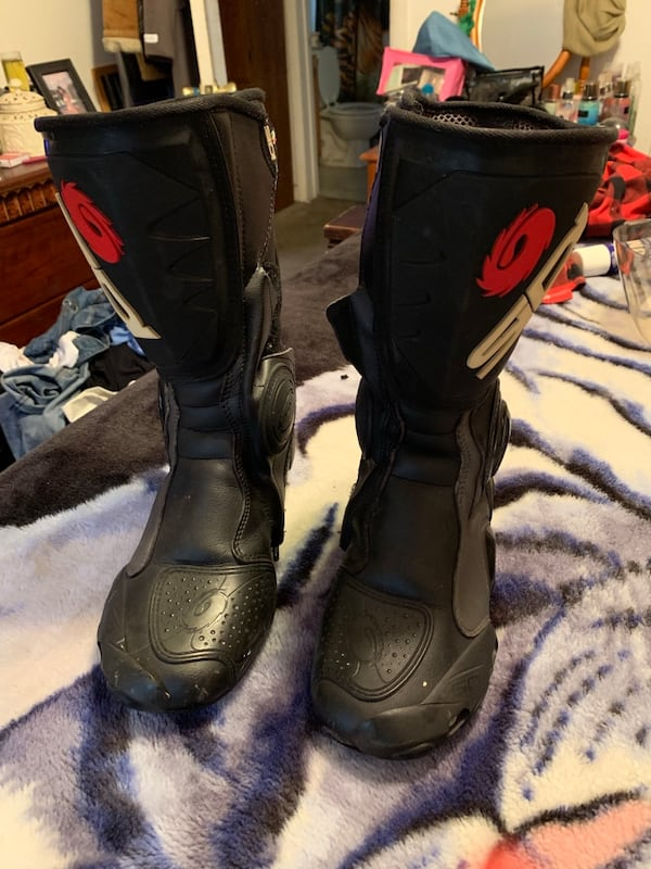 Motorcycle Boots 6eedd99e-cae5-47cb-afb8-1feafbe37340