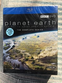 Planet Earth The Complete Series [Blu-ray] (2007) 5-Disc Set. Ashburn