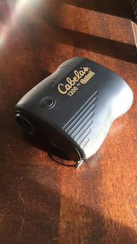 gray Cabelas 1200 by Bushnell