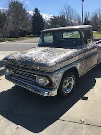 1962 Chevy C10 short bed step-side Sandy, 84092