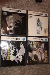 Old DS games