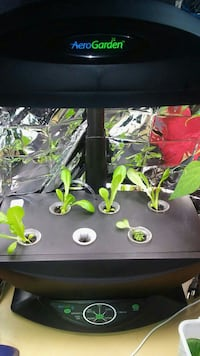 Perfect used aerogarden(price is firm) Wichita, 67211