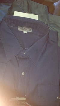 Dakota long sleeve working shirts Toronto, M6R 2H6