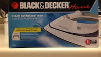 Black and Decker Home Steam advantage iron College Station, 77840