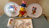 1984 Los Angeles Olympics Collectibles  Vista, 92081