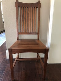 Teak Dining Chairs Spring, 77389