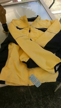 yellow and black zip-up jacket Allentown, 18106