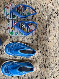 Shoes size 5-7 infant  Seaford, 11783
