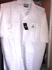 YX7 short sleeve dress shirt Towson