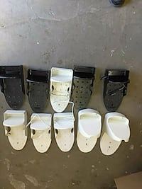 assorted pairs of shoes and sandals Atlanta, 30341