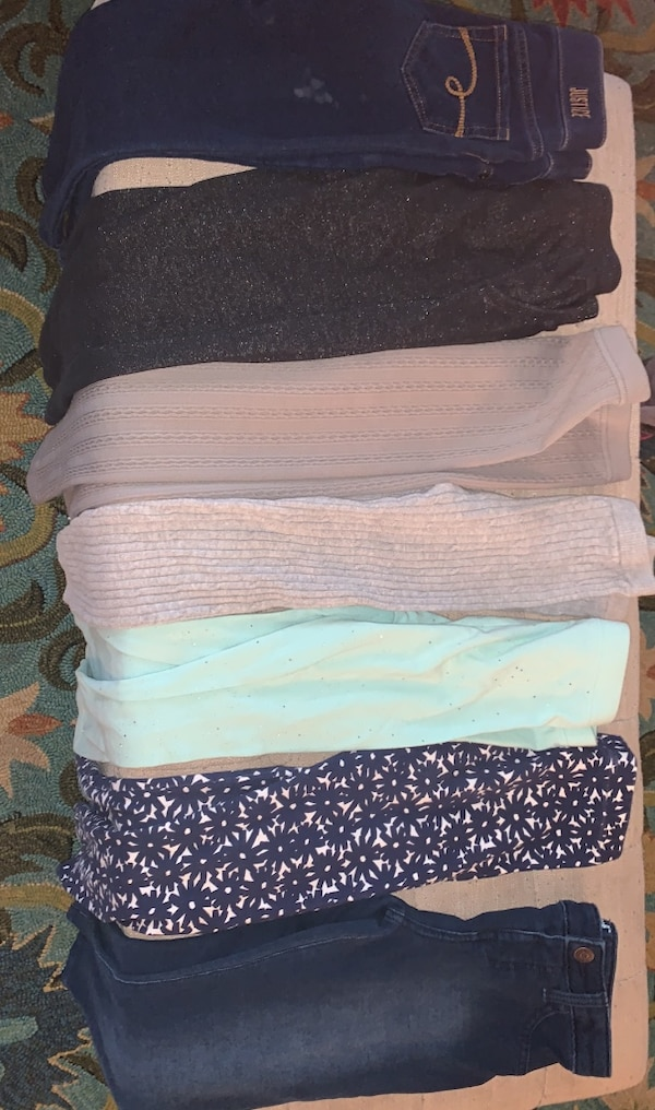 Pants Bundle Bag (Size 6)  20 PAIRS OF PANTS! 1