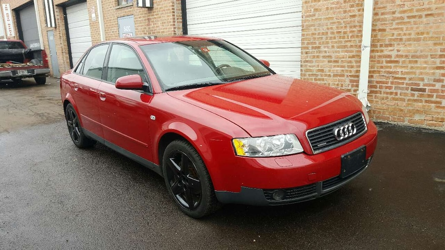 2003 Audi A4 In Hoffman Estates Letgo
