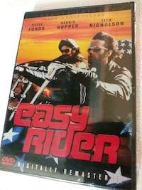 Easy Rider dvd (Brand New)