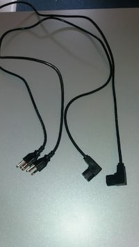 2 cables for various use