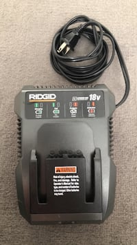 Ridgid battery charger Los Angeles, 91342