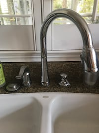 Delta Kitchen Faucet Mount Pleasant