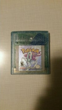 Pokemon Crystal for the Nintendo Gameboy Color GBC 557 km