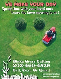 Lawn mowing Raleigh