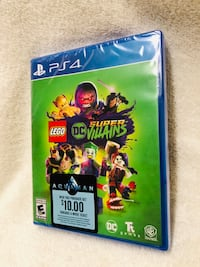 LEGO DC SuperVillans For Nintendo Switch/Brand New/Factory Sealed/Never Open Downey, 90242