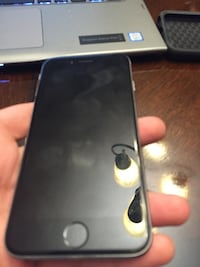 space gray iPhone 6 with case Richmond Hill, L4C 8T6