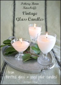 Love candles? If, so this is for you! Aloha