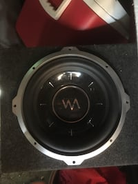 10inch sub with amp  Cromwell, 06416