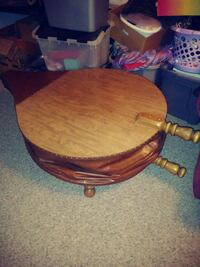 Mid Century Bellow Coffee Table  PRICE REDUCED Tempe, 85282