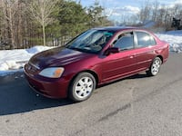 Honda - Civic EX - 2002 Clinton, 20735