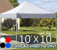 grey Outlet Tags canopy tent TORONTO