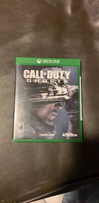 Xbox One Call of Duty Ghosts case Knoxville, 37916