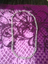 Sterling silver necklace  Maroubra, 2035