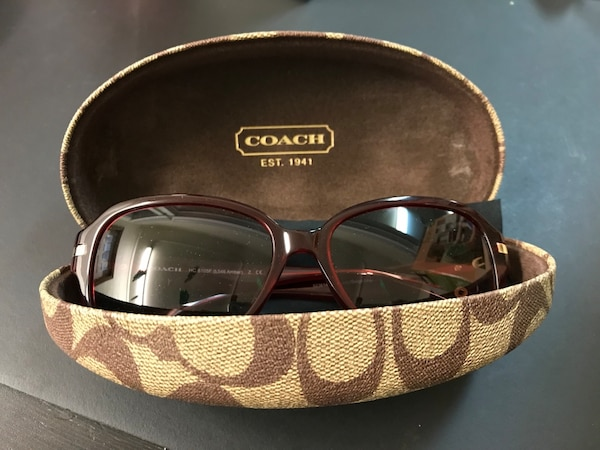 3a113956342 Used Coach sunglasses for sale in San Jose - letgo