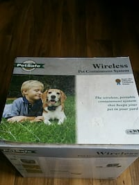 Dog Wireless Fence  Pet Containment System Chesapeake, 23320