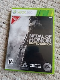 Medal of honor Xbox 360 game Lexington, 40517