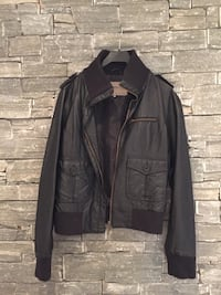 Black leather jacket Ingeberg, 2323