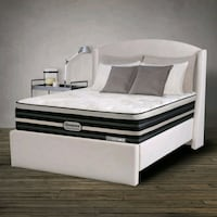 $479 Queen size pillowtop Serta and beautyrest. Burnaby, V5G 2H6