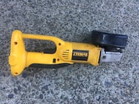 yellow and black DeWalt reciprocating saw Surrey, V3S