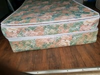 Double mattress and box 80$ delivery available for Edmonton, T5A 4H3