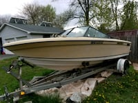 1980 power boat 8 mi