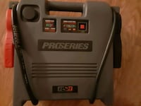Dsr119 proseries battery charger and engine starter