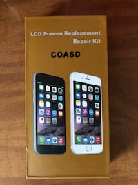 iPhone 7 Plus screen repair kit. Mint in box Rockville, 20850