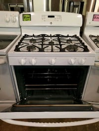 GE convection oven gas working perfectly  Baltimore, 21223