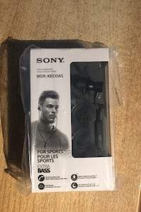 Sony Extra Bass earbuds New Tecumseth