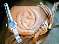 Athentic Gucci purse / mens burberry watch  Edmonton, T5Y