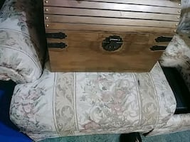 Safety/ Storage Treasure Chest container/box
