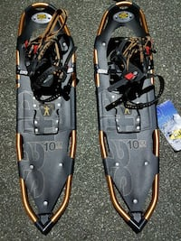 Brand new never used snowshoes Burnaby, V5J 4W5